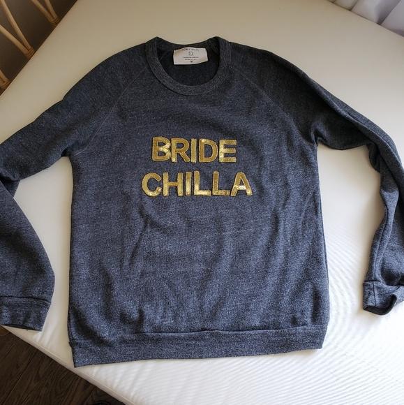 BRIDE CHILLA sweater